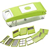 Bright 12 In 1 Fruit & Vegetable Plastic Cutter Set