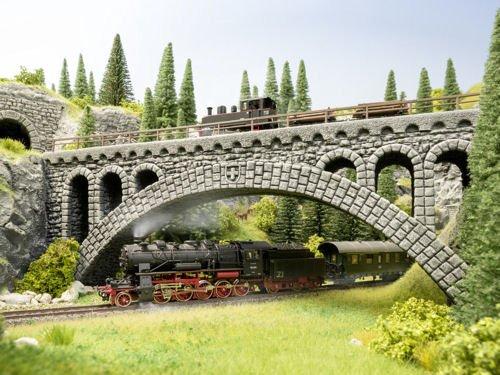 Noch 58671 Rhône-Viadukt für Schmalspurbahn
