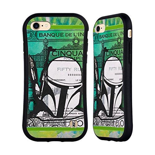 Ufficiale Dean Russo Soldato 2 Cultura Pop Case Ibrida per Apple iPhone 6 / 6s Soldato 1