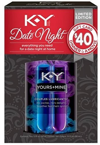 ky-k-y-yours-mine-date-night-personal-lubricant-lube-034-oz-dinner-movie-by-k-y
