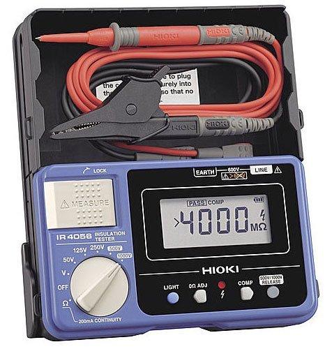 Hioki IR4056-20 Multimeter Insulation Electrical Test Equipment - AC/DC by  Hioki