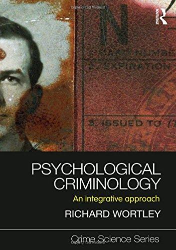 Psychological Criminology Cover Image