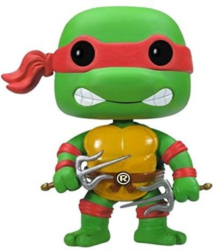 Funko 3343 No POP Vinylfigur: Teenage Mutant Ninja Turtle: Raphael
