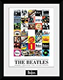 GB eye Ltd PFC23116 x 12-inch The Beatles Through The Years Framed Photograph, Assorted