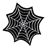 Spinnennetz Aufnäher Bügelbild Iron on Patches Applikation