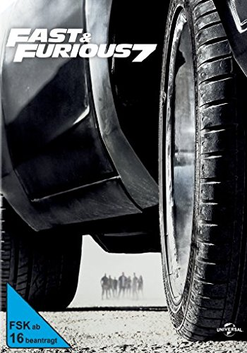 Coverbild: Fast & Furious 7