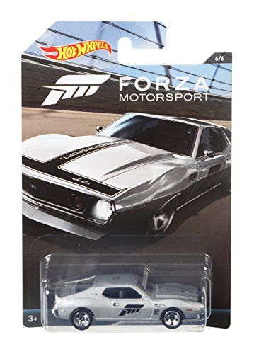 Hot Wheels FORZA Set 6 Modelo Coches Xbox Motor Sport Racing 1: 64 Mattel dwf30 (surtidos)