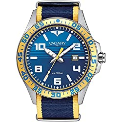 VAGARY BY CITIZEN Watch Only Time Aqua39 IB 7-317-70 Men