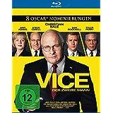 Vice - Der zweite Mann [Blu-ray]