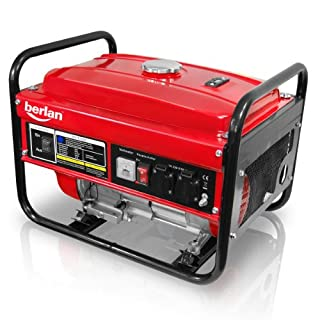 Berlan Benzin Stromerzeuger BSTE3000 - 2800 Watt
