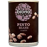 Biona Organic Frijoles Pintos En Agua (400g) (Paquete de 6)