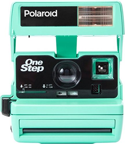 Impossible Polaroid 600 Sofortbildkamera One Step Close up Sonderedition mint