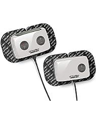 Sport-Elec GlobalStim - Equipo electroestimulador corporal, color negro y gris