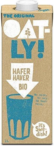 Oatly Bio OATLY Haferdrink Original (12 x 1 l)