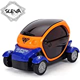 3D Cartoon Car With Light And Music Toy For Kids By Sceva