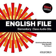 English File Elementary Class Audio CDs: Third edition (2012) (English File Third Edition)