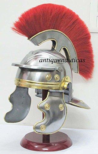 Shiv (TM Shakti Unternehmen Roman Centurion Helm Trooper Armour Roman Mittelalter - Roman Centurion Armor Kostüm