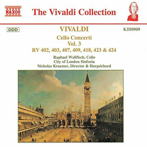 Cello Concerto in C Minor, RV 402: III. Allegro