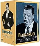 Coffret Fernandel : l'age ingrat ; le boulanger de valorgue ; heureux qui comme ulysse ; homme à l'imperméable ; honoré de marseille ; meurtres ; printemps, l'automne et l'amour ; sous le ciel