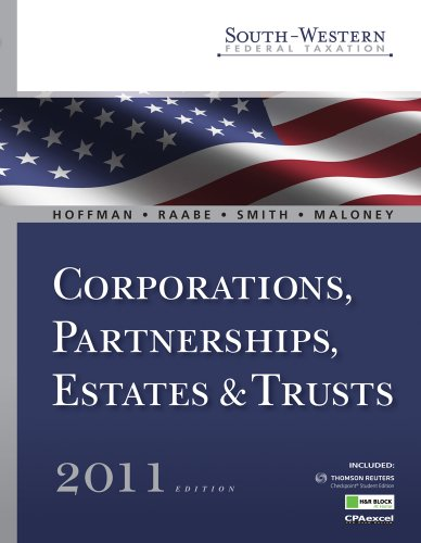 south-western-federal-taxation-2011-corporations-partnerships-estates-and-trusts-with-hr-block-home-