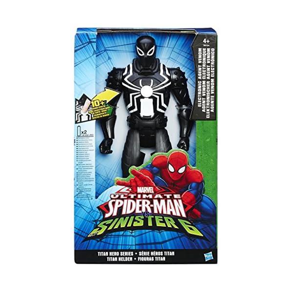Spiderman Titan Hero Figuras Electronicas Surtido (Hasbro B5757) 4