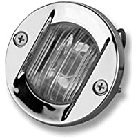 Luz 12V de cortesia redonda diámetro 75