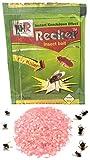 MMR Racker Fly Killer Insect Bait Instant Effect 10Gram Pack of 5