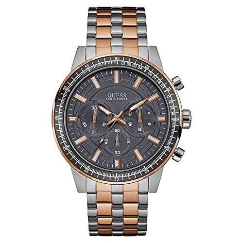 GUESS W0801G2  Chronograph Watch For Unisex