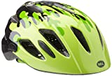 Bell Kinder Fahrradhelm Zipper, Pop Green Splat, 47-54 cm, 210096003