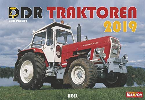 DDR Traktoren 2019: Ostalgie der Landwirtschaft