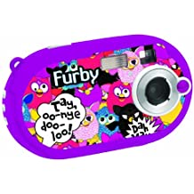 Furby - Cámara digital (Lexibook DJ028FU)
