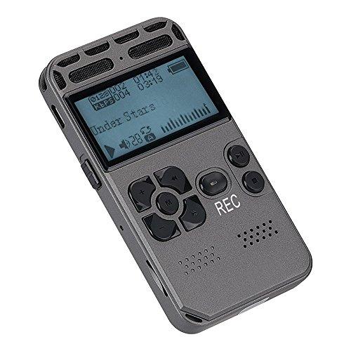 Tragbares Audio & Video Guter Geschmack Tragbare Digitale Voice Recorder Pen 8 Gb Audio Recorder Verlustfreie Mp3 Player Noise Reduktion Stereo Audio Aufnahme Usb