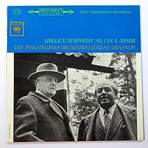 Sibelius: Symphony No. 1 in E Minor