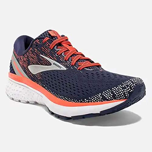 Brooks Damen Ghost 11 Laufschuhe, Ebony/Grey/Silver