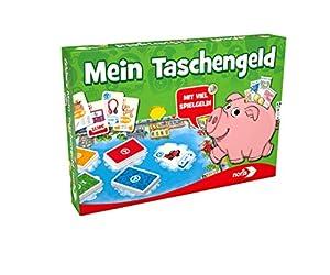 """Noris Spiele 606011636-""""Mein Taschengeld Niños Parte"""