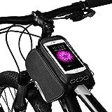 Best Paniers ROSWHEEL vélo - Roswheel 1,5L Sacoches de cadre de vélo Fait Review