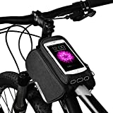 Roswheel Essentials Serie 121462wasserabweisend Bike Fahrrad Rahmen Top Tube Double Bag mit Handy Fall