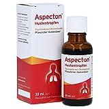 Aspecton Hustentropfen 3x30 ml Thymiankraut-Dickextrakt Pflanzlicher Hustenlöser