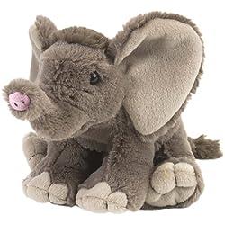 Wild Republic CK Mini Elefante Africano bebé de Peluche, 20 cm (10831)