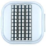 Blackforrest 30x Mini Neodym Magnete I extra stark N40 I für Magnettafel I Kühlschrank I Whiteboard 6x3mm I klein, rund und stark