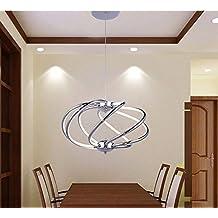 gowe moderna lmpara led de techo para saln comedor lmpara de techo v u hotel