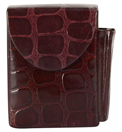 Only Leather Brown Cigarette Case (OL1331)  available at amazon for Rs.315