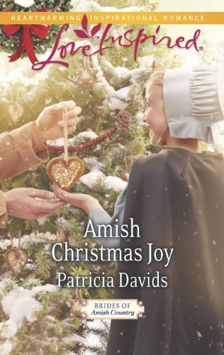 Amish Christmas Joy Brides Of Amish Country Book 9
