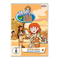 Hexe Lilli 3 - Lilli in der Steinzeit / Lilli und die Wikinger