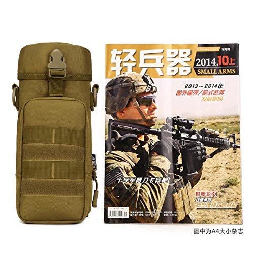 Protector Plus Borsa per bricolage, bollitore da viaggio per l'alpinismo, borsa da arrampicata per acqua, pacchetto croce diagonale spalla , D A