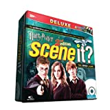Harry Potter Scene It? 2nd Edition Deluxe DVD Game