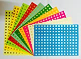 Craftdev Pack Of 10 A4 Size Craft Paper ...