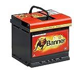 Autobatterie 44AH Banner Power Bull ersetzt 42Ah 45Ah 50Ah