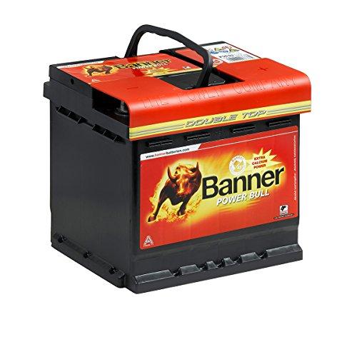 Autobatterie 44AH Banner Power Bull ersetzt 42Ah 45Ah 50Ah 420a Batterie