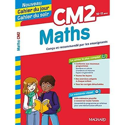 Cahier du jour/Cahier du soir Maths CM2